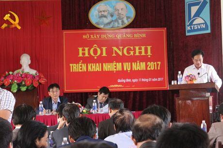 Nganh Xay dung Quang Binh quyet tam thuc hien xuat sac cac nhiem vu - Anh 2