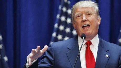 Ong Trump hop bao lan dau tien ke tu khi dac cu tong thong - Anh 1