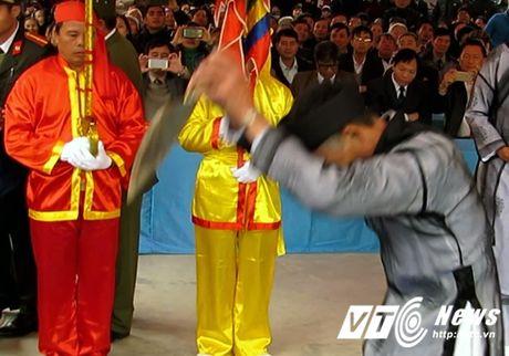Le hoi 'the khong tham nhung' o Hai Phong vang bong 'quan lon' - Anh 4