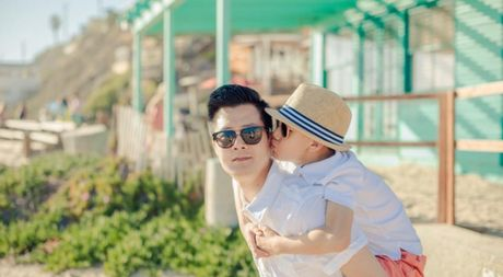 Cam dong voi tam su cua Quang Dung viet cho con trai - Anh 1