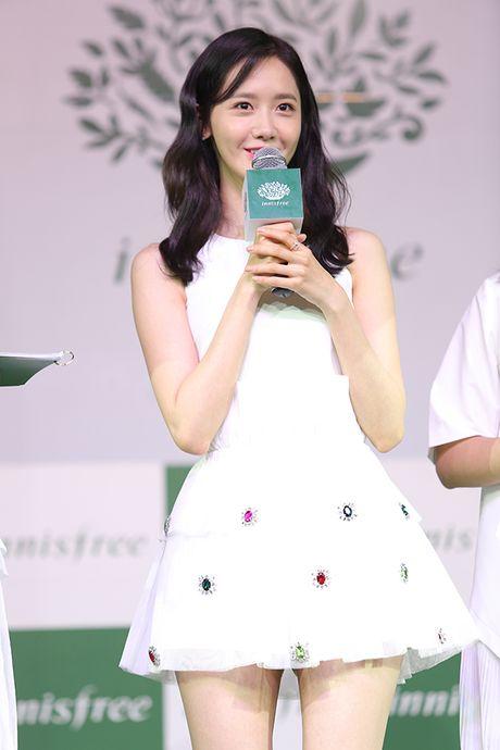 Yoona bat mi se cung SNSD tro lai Viet Nam nam 2017 - Anh 5