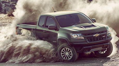 Ban tai off-road Chevrolet Colorado ZR2 gia tu 40.995 USD - Anh 1