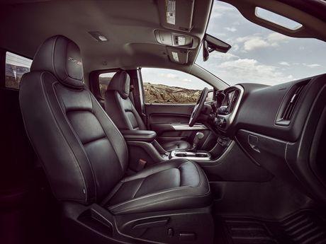 Ban tai off-road Chevrolet Colorado ZR2 gia tu 40.995 USD - Anh 4