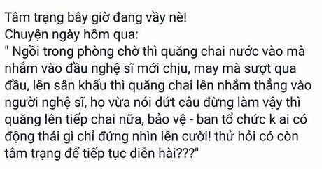 Truong Giang bo dien: Bi nem chai 3 lan chu khong phai 1 - Anh 2