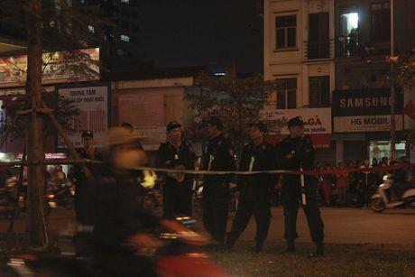 Chum anh: Van nguoi lam le cau an tai chua Phuc Khanh, Ha Noi - Anh 9