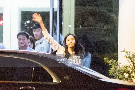 Hinh anh xau xi cua fan cuong khi Yoona den Viet Nam - Anh 9