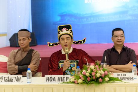 Hoa Hiep va Thanh Truc lan dau dong phim co trang pha an - Anh 2