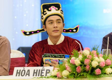 Hoa Hiep va Thanh Truc lan dau dong phim co trang pha an - Anh 3
