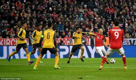 Can canh nhung ban thang mang thuong hieu Arjen Robben - Anh 1