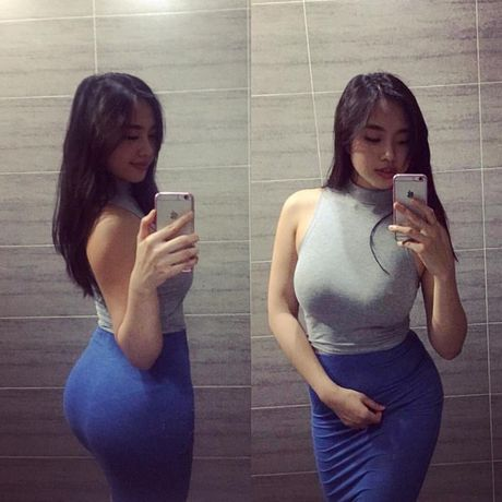 Jessica - My nu phong gym, 3 vong goi cam - Anh 3