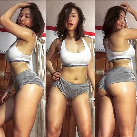 Jessica - My nu phong gym, 3 vong goi cam - Anh 6