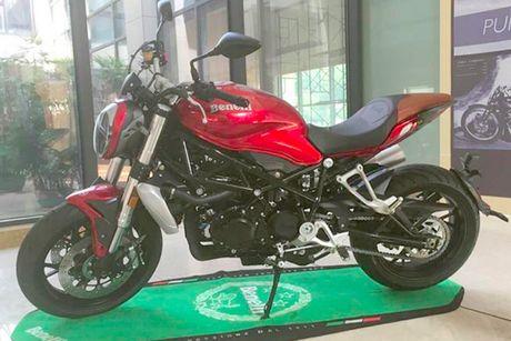 Benelli streetfighter 750GS 'nhai' moto Ducati Monster? - Anh 2