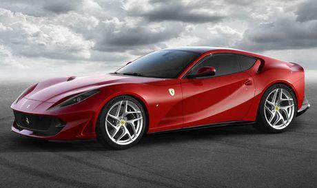 Chiem nguong Ferrari 812 sieu xe nhanh, manh nhat - Anh 1