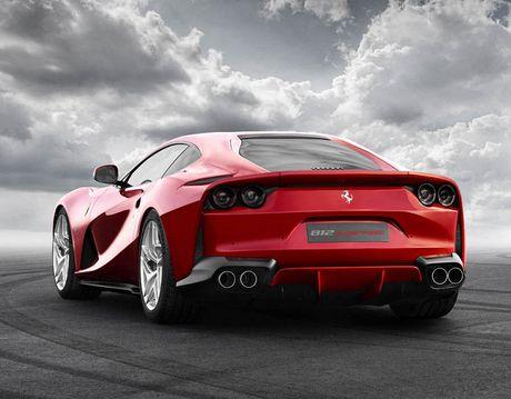 Chiem nguong Ferrari 812 sieu xe nhanh, manh nhat - Anh 2