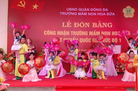 Nam 2017, Ha Noi phan dau xay 80 truong dat chuan quoc gia - Anh 1