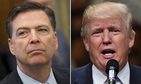 Cuoc chien ngam giua Trump va ong trum FBI - Anh 1