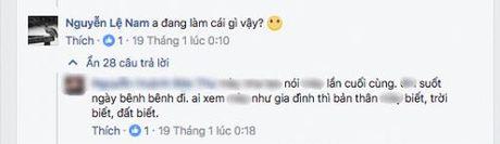 Bi de doa tinh mang, Nam Em vua khoc vua livestream cau cuu cu dan mang - Anh 2