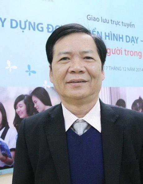 Giam doc So GDDT Nam Dinh len tieng vu hoc sinh lop 7 bi danh da man - Anh 2