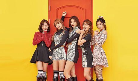 TWICE tung teaser cho hit dau tien cua nam 2017 - Anh 1