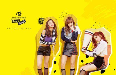 TWICE tung teaser cho hit dau tien cua nam 2017 - Anh 6