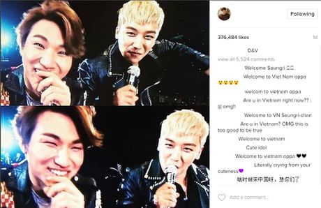 Fan keu goi nhau cu xu van minh khi don Seungri (Big Bang) - Anh 2