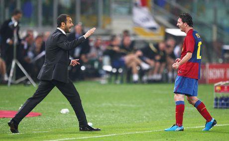 Bao Anh: Messi bi mat goi dien cho Guardiola - Anh 1