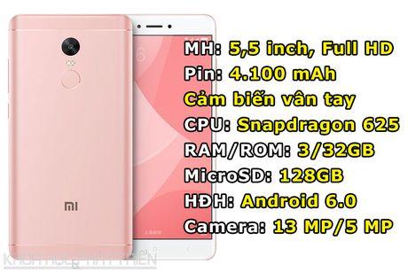 Vua ra mat, Xiaomi Redmi Note 4X da 'do bo' ve Viet Nam - Anh 1