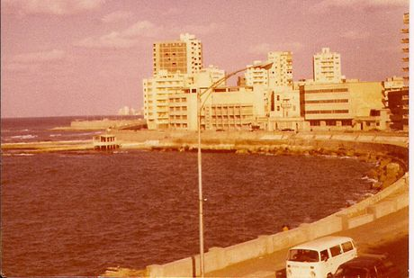 Hinh anh duong pho Alexandria, Ai Cap cuoi thap nien 1970 - Anh 10
