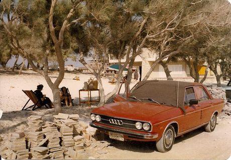 Hinh anh duong pho Alexandria, Ai Cap cuoi thap nien 1970 - Anh 11