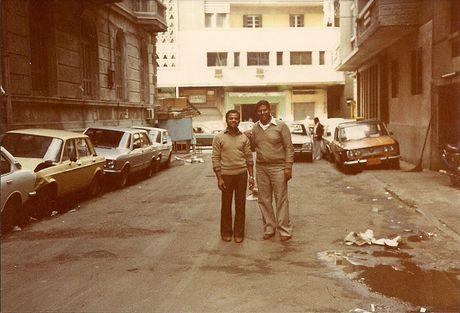 Hinh anh duong pho Alexandria, Ai Cap cuoi thap nien 1970 - Anh 1
