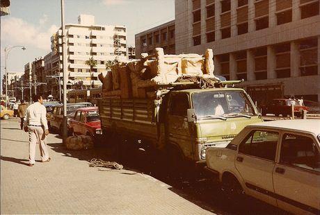 Hinh anh duong pho Alexandria, Ai Cap cuoi thap nien 1970 - Anh 6