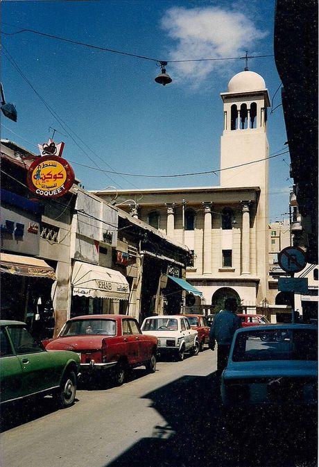Hinh anh duong pho Alexandria, Ai Cap cuoi thap nien 1970 - Anh 9