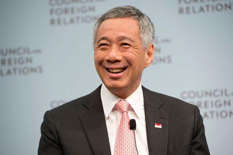 Hom nay, Thu tuong Singapore Ly Hien Long bat dau tham chinh thuc Viet Nam - Anh 1