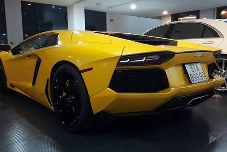 Lamborghini gia 25 ty do 'po khung' tai nha Cuong Do la - Anh 1