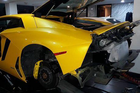 Lamborghini gia 25 ty do 'po khung' tai nha Cuong Do la - Anh 3