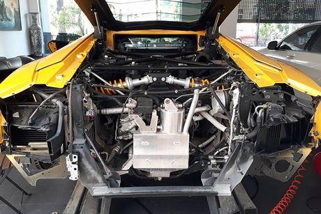 Lamborghini gia 25 ty do 'po khung' tai nha Cuong Do la - Anh 5