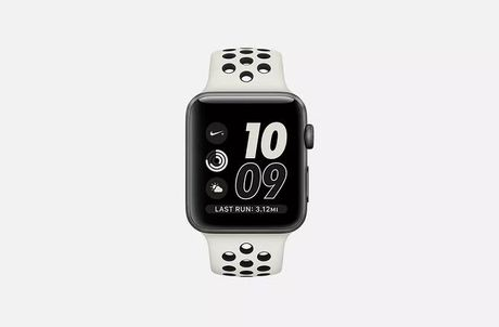 Apple va Nike trinh lang Apple Watch Series 2 gioi han - Anh 1