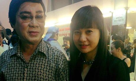 Hoai Linh, Cat Phuong tiec thuong nghe si Thanh Sang qua doi - Anh 2