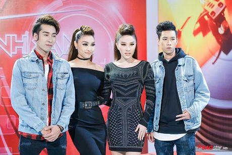 Bao Thy, Yen Trang he lo tiet muc dac biet, S.T hao hung truoc gio G Chung ket Remix New Generation - Anh 1