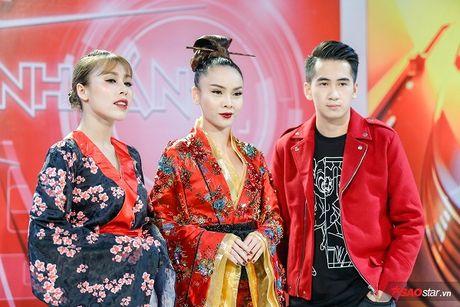 Bao Thy, Yen Trang he lo tiet muc dac biet, S.T hao hung truoc gio G Chung ket Remix New Generation - Anh 3