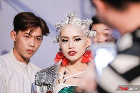 Bao Thy, Yen Trang he lo tiet muc dac biet, S.T hao hung truoc gio G Chung ket Remix New Generation - Anh 6