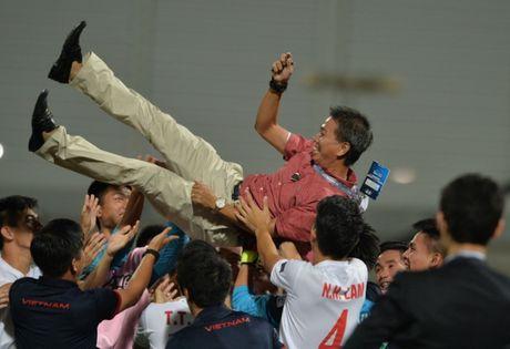 Du World Cup, Viet Nam vao bang de nhat o vong loai U19 Chau A 2018 - Anh 2