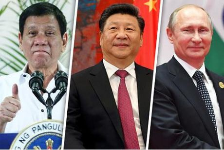 Philippines don Nga rong duong vao Bien Dong - Anh 2