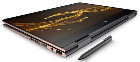 HP trinh lang laptop 'bien hinh', pin 'trau', sieu bao mat - Anh 1
