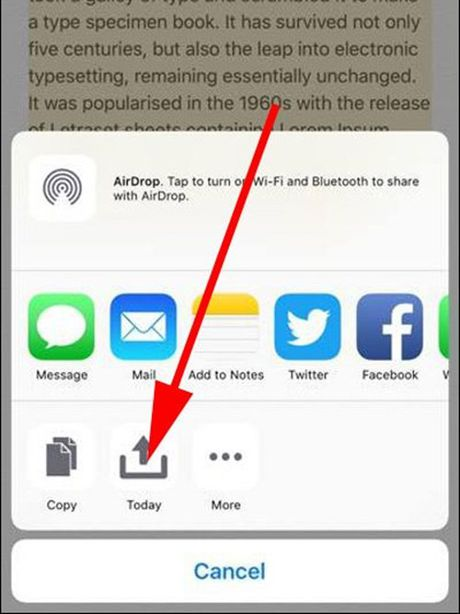 Hien thi noi dung Note tren Lock Screen cua iOS 10.3 - Anh 3