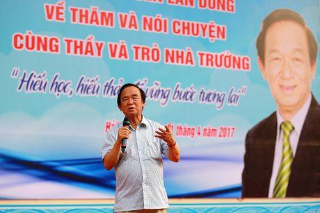 Giao duc Viet Nam dang co mot nguoi thay nhu the - Anh 1
