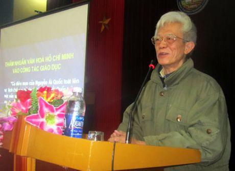 Qua tham vong va om dom, chuyen gia 'che' chuong trinh GDPT tong the - Anh 1