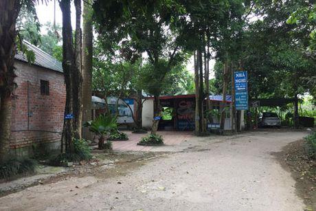 Truy to nguyen Pho Giam doc So NN&PTNT Ha Noi - Anh 1