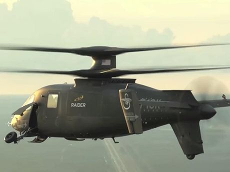 Video My thu nghiem truc thang the he moi S-97 Raider - Anh 1