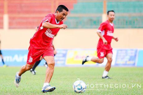 Nguyen Huu Dang, Le Tan Tai 'doi dau' Dang Dao o giai U.19 quoc te - Anh 3